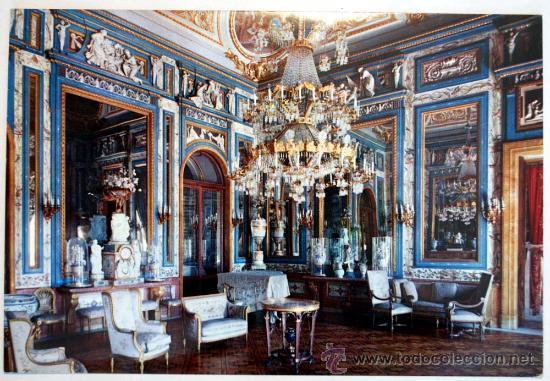 Madrid palacio real salon de espejos comprar postales for Salon los espejos
