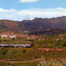 Postales: VISTA GENERAL DE CERCEDILLA Y SIETE PICOS MADRID ESCRITA CIRCULADA CON SELLO. Lote 33510803
