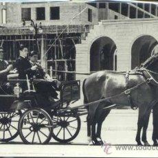 Postales: MADRID.- FOTOGRAFÍA DEL EDIFICIO DE NUEVOS MINISTERIOS EN CONSTRUCCION. Lote 33522946