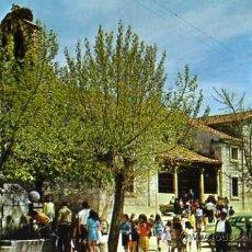 Postales: LOS MOLINOS Nº 2 FUENTE DEL LEÓN E IGLESIA PARROQUIAL ED. VISTABELLA AÑO 1969 SIN CIRCULAR . Lote 33530765