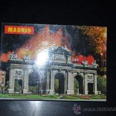 Postales: LOTE DE 10 POSTALES UNIDAS DE MADRID AÑO 1.977. Lote 33794033