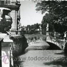 Postales: ARANJUEZ (MADRID).- JARDIN DE LA ISLA. ESCALINATA DEL PALACIO.- EDICIONES DARVI Nº 6. FOTOGRAFICA.. Lote 34216453