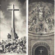 Postales: PS3478 LOTE DE 5 POSTALES APAISADAS DE CUELGAMUROS - VALLE DE LOS CAÍDOS. SIN CIRCULAR. Lote 34232319