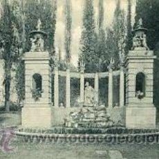 Postales: ARANJUEZ.- JARDIN DEL PRINCIPE. FUENTE DE APOLO.- EDICIONES GRAFOS-MDRID.. Lote 34234216