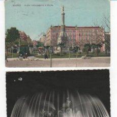 Postales: LOTE 19 POSTALES DE MADRID ANTIGUAS Y SURTIDAS. VER FOTOS. Lote 34290473