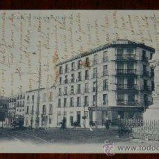 Postales: ANTIGUA POSTAL DE MADRID, NUM. 58, CALLE DEL MARQUES DE URQUIJO, FOTO LAURENT, CIRCULADA.. Lote 34306631