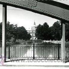 Postales: ARANJUEZ (MADRID).- RIO TAJO, AL FONDO EL PALACIO.- EDICIONES DARVI Nº 4. FOTOGAFICA.. Lote 34347942