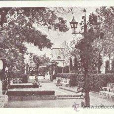 Postales: LAS ROZAS (MADRID).- GRANJA SIBARIS-RESTAURANTE-SALÓN DE TÉ. Lote 34353972