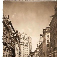 Postales: POSTAL DE MADRID Nº 15 CALLE DE SEVILLA , EDICIONES ARRIBAS ZARAGOZA . Lote 34564141