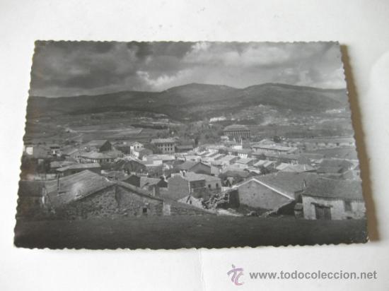 POSTAL FOTOGRAFICA DE GUADARRAMA - MADRID - VISTA GENERAL (Postales - España - Comunidad de Madrid Antigua (hasta 1939))