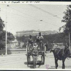 Postales - MADRID.- AÑO 1939- PUENTE TOLEDO (FOTOGRÁFICA) - 35185596