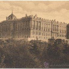 Postales: MADRID.- PALACIO REAL DE ORIENTE.. Lote 35342703