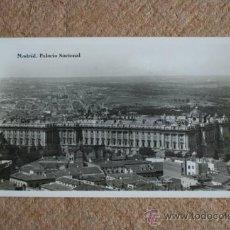 Postales: POSTAL. MADRID. PALACIO NACIONAL. MADRID, G.H. ALSINA.. Lote 35398476