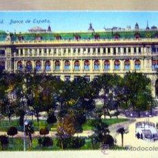 Postales: POSTAL, MADRID, BANCO DE ESPAÑA, EDICIONES E R. Lote 35432581