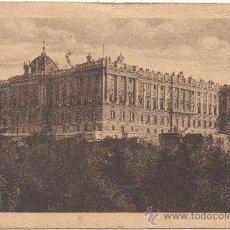 Postales: MADRID.- PALACIO NACIONAL. (C.1930).. Lote 35437605