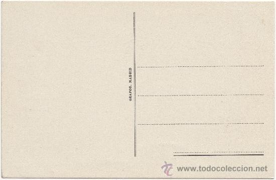 Postales: EL ESCORIAL.- PALACIO. SALÓN DE AUDIENCIAS. - Foto 2 - 35475943