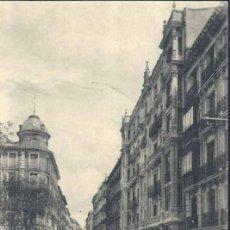 Postales: MADRID.- CALLE DEL BARQUILLO ( AÑO 1906 APROX). Lote 35512212