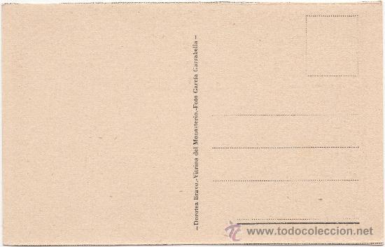 Postales: SAN LORENZO DE EL ESCORIAL.- COMEDOR DEL PALACIO. - Foto 2 - 35557429