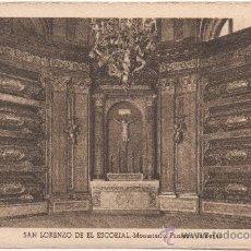 Postales: SAN LORENZO DE EL ESCORIAL.- MONASTERIO. PANTEÓN DE REYES.. Lote 35558167