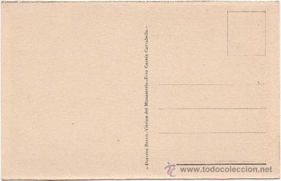 Postales: SAN LORENZO DE EL ESCORIAL.- MONASTERIO. PANTEÓN DE REYES. - Foto 2 - 35558167