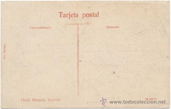 Postales: EL ESCORIAL.- SACRISTÍA (MONASTERIO). - Foto 2 - 35586477