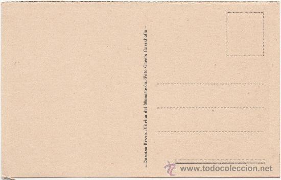 Postales: SAN LORENZO DE EL ESCORIAL.- PANTEÓN DE LOS DUQUES DE MONTPENSIER. - Foto 2 - 35588061
