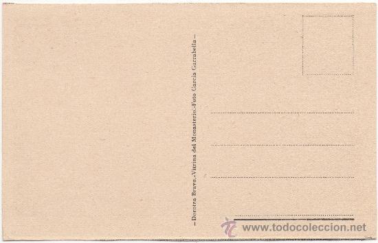 Postales: SAN LORENZO DE EL ESCORIAL.- PALACIO. ANTESALA DEL TRONO Y SILLA DE FELIPE II. - Foto 2 - 35588356