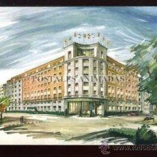 Postales: (A01027) MADRID - HOTEL CASTELLANA HILTON . Lote 35700830