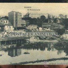 Postales: MADRID - EL MANZANARES - HAUSER Y MENET. Lote 35701207