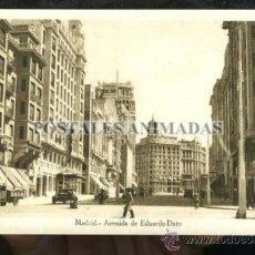 Postales: (A01113) MADRID - AVENIDA DE EDUARDO DATO. Lote 35701505