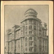 Postales: (A01132) MADRID - HOTEL METROPOLITANO - SIN EDITOR. Lote 35701621