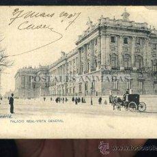 Postales: (A01149) MADRID - PALACIO REAL - VISTA GENERAL - LACOSTE Nº146. Lote 35701761