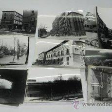 Postales: ANTIGUO LOTE DE 20 FOTOGRAFIAS DE MADRID, ORIGINALES, MIDEN 18 X 12 CMS. .. Lote 35809586