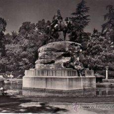 Postales: MADRID - MONUMENTO A MARTINEZ CAMPOS - ED. SALVADOR BARRUECO Nº 18. Lote 35923650