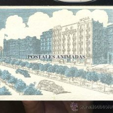 Postales: (A03605) MADRID - HOTEL MORA . Lote 35939962