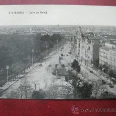 Postales: MADRID - CALLE DE ALCALA - POSTAL FOTOGRAFICA. Lote 35998227