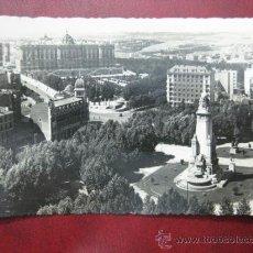 Postales: MADRID - VISTA PARCIAL - POSTAL FOTOGRAFICA. Lote 35998278