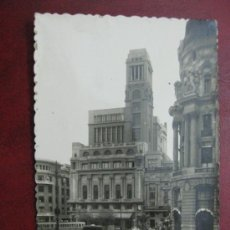 Postales: MADRID - PALACIO DEL CIRCULO DE BELLAS ARTES - POSTAL FOTOGRAFICA. Lote 36006052