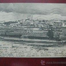 Postales: MADRID - VISTA GENERAL. Lote 36006169