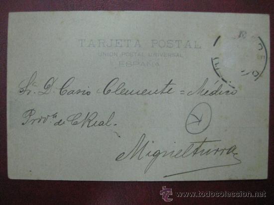 Postales: MADRID - PASEO DE SAN VICENTE Y PALACIO REAL - Foto 2 - 36006149