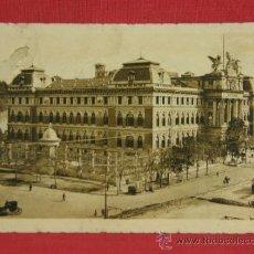 Postales: POSTAL MADRID Nº 48 MINISTERIO DE FOMENTO HELIOTIPIA DE KALLMEYER Y GAUTIER NO CIRCULADA. Lote 36158964