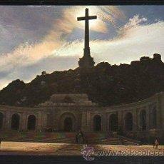 Postales: TARJETA POSTAL DE LA SANTA CRUZ DEL VALLE DE LOS CAIDOS - FACHADA CONTRALUZ. Nº 36. Lote 36361829