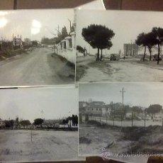 Postales: LOTE DE 10 FOTOGRAFÍAS AÑO 1965. FOTOS ANTONIO. BARRIO DE CIUDAD LINEAL. BAR LA MARINA.. Lote 36437242