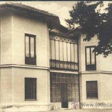Postales: MADRID.- CLINICA BARTRINA- PABELLÓN PARA TRATAMIENTO DE ACCIDENTES. Lote 36569010