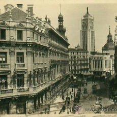 Postales: MADRID CALLE DE SEVILLA. Lote 36844175