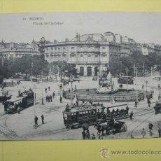Cartoline: MADRID. PLAZA CASTELAR. HAUSER. Lote 37030793