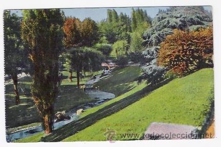 MADRID-PARQUE DEL OESTE-L.ROISIN (Postales - España - Comunidad de Madrid Antigua (hasta 1939))