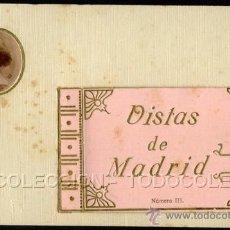 Postales: POSTAL VISTAS DE MADRID . ACTRIZ LOE. THOMAS CA AÑO 1905 .. Lote 37038708