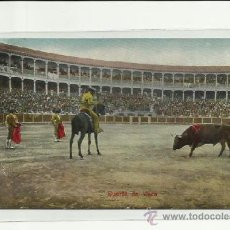 Postales: POSTAL TAURINA, SUERTE DE VARA.. Lote 37101908