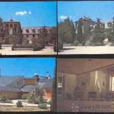 Postales: LOTE 4 POSTALES SANTA MARIA DE LOS NEGRALES (MADRID) - SIN CIRCULAR. Lote 37144699